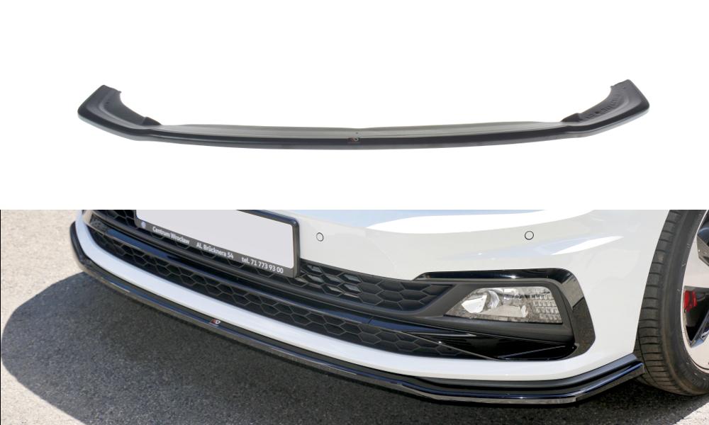 Frontlippe V2 VW Polo GTI Mk6