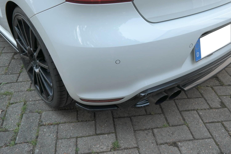 Side Splitters VW Polo WRC