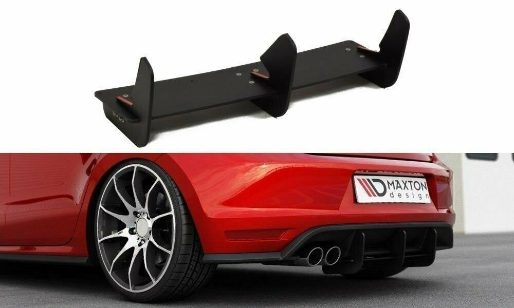 Heckdiffusor Race VW Polo GTI Facelift