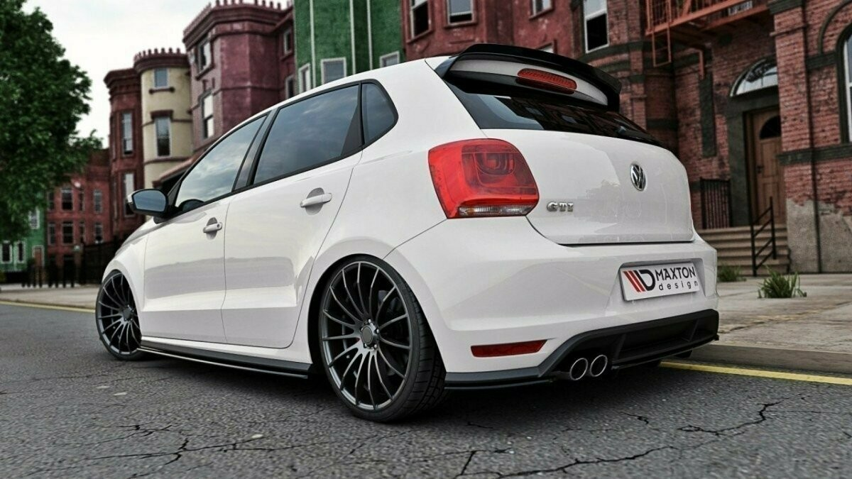 Heckdiffusor V2 VW Polo GTI Facelift