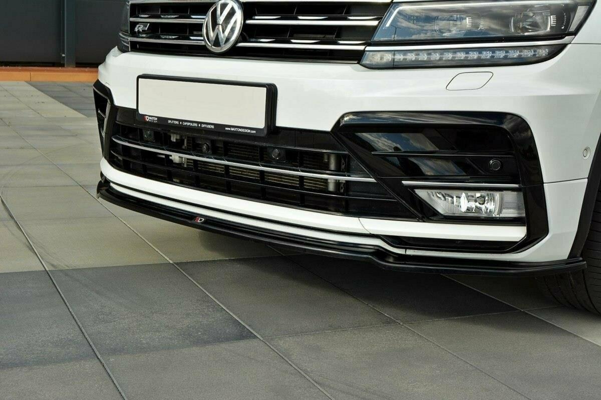 Frontlippe VW Tiguan