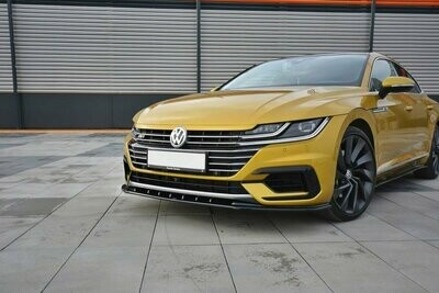 Frontlippe V3 VW Arteon