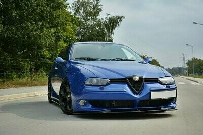 Frontlippe Alfa Romeo 156 GTA