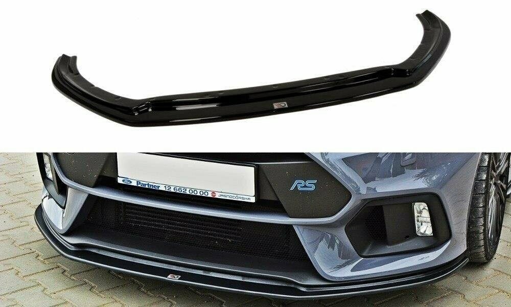 Frontlippe V2 Ford Focus RS