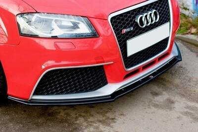 Frontlippe Audi RS3 8P