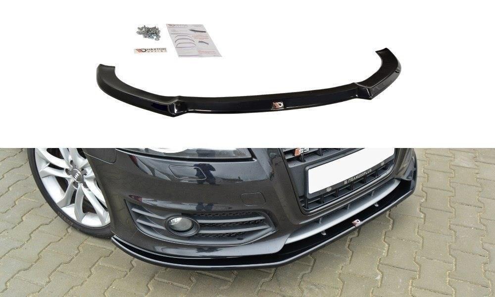 Frontlippe V1 Audi S3 8P Facelift