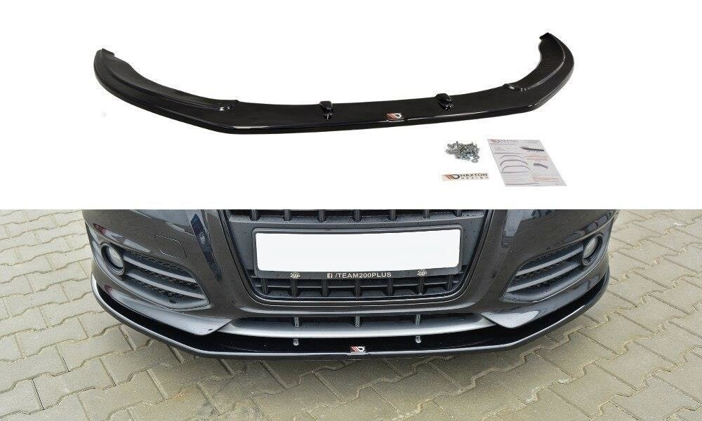Frontlippe V2 Audi S3 8P Facelift