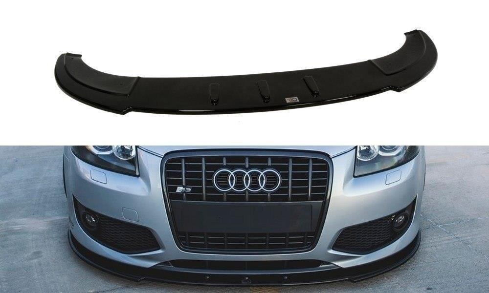 Frontlippe Audi S3 8P Vorfacelift