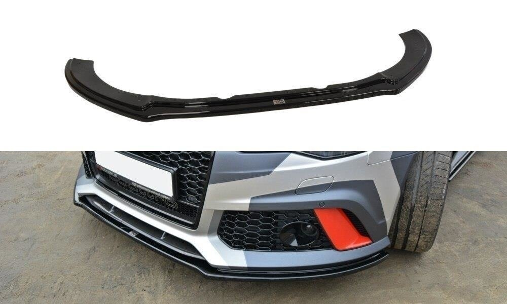 Frontlippe V1 Audi RS6 C7