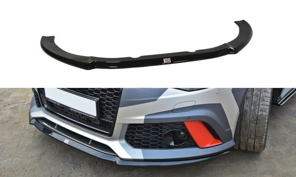 Frontlippe V2 Audi RS6 C7