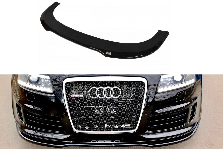 Frontlippe V1 Audi RS6 C6