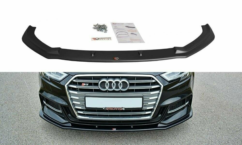 Frontlippe V1 Audi S3 8V Facelift