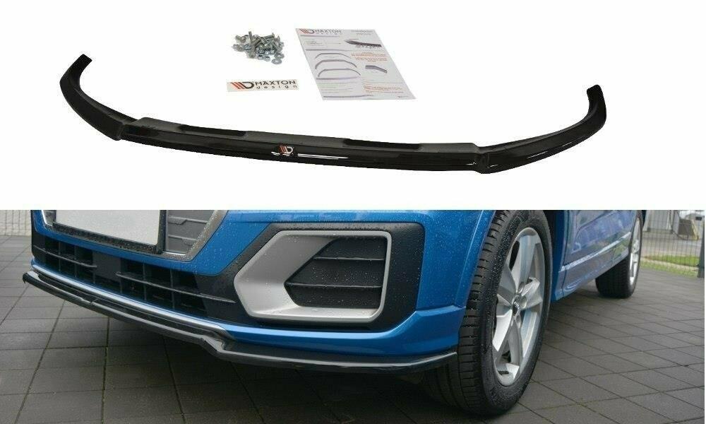 Frontlippe Audi Q2 Sport
