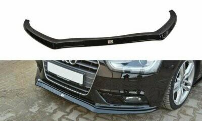 Frontlippe V2 Audi A4 B8 Facelift