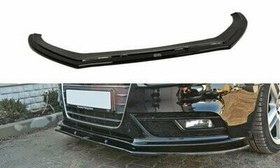Frontlippe V1 Audi A4 B8 Facelift