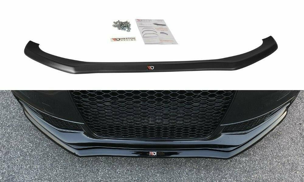 Frontlippe V1 Audi S4 B8 Facelift