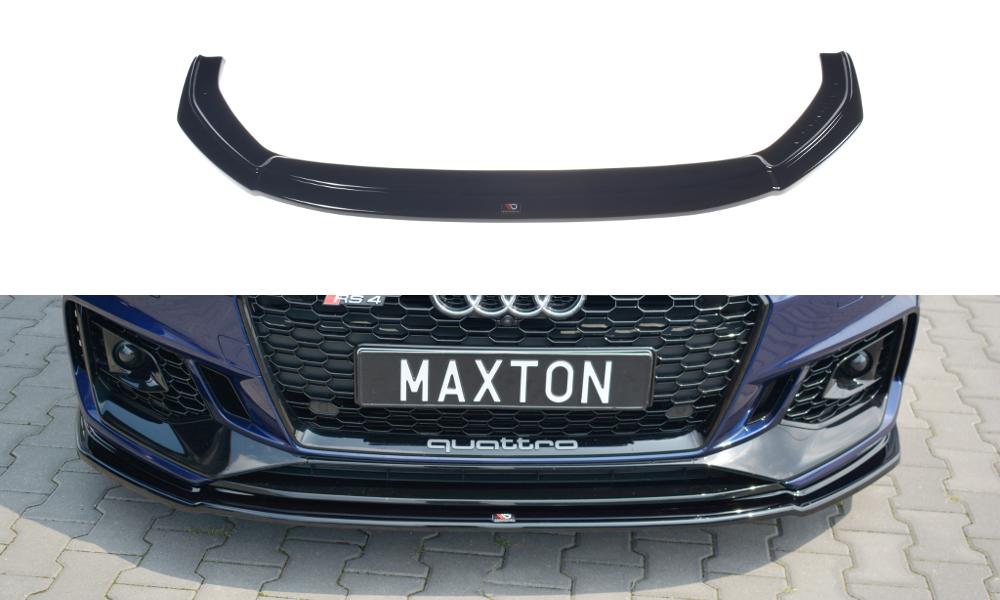 Frontlippe V2 Audi RS4 B9