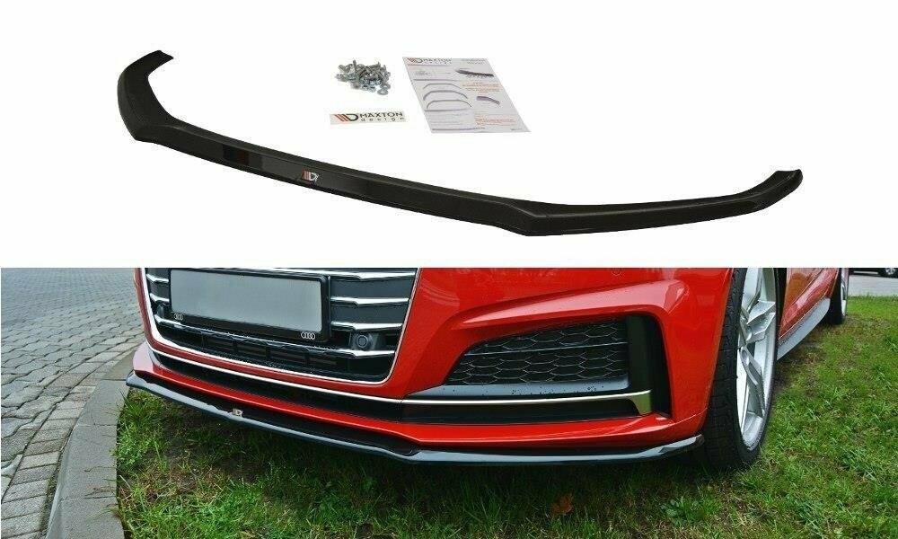 Frontlippe V2 Audi A5 F5 S-Line