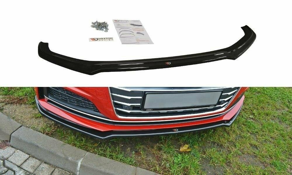 Frontlippe V1 Audi A5 F5 S-Line