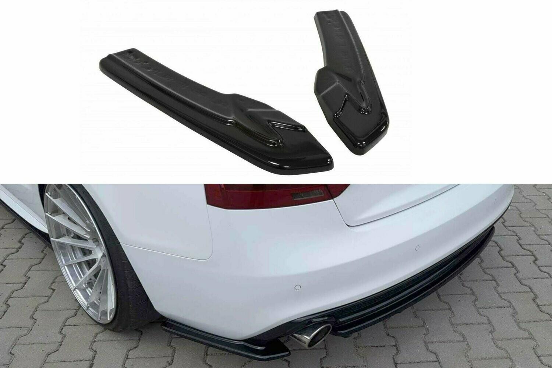 Side Splitters Audi A5 8T S-Line Coupe