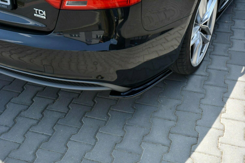 Side Splitters Audi A5 8T S-Line Sportback