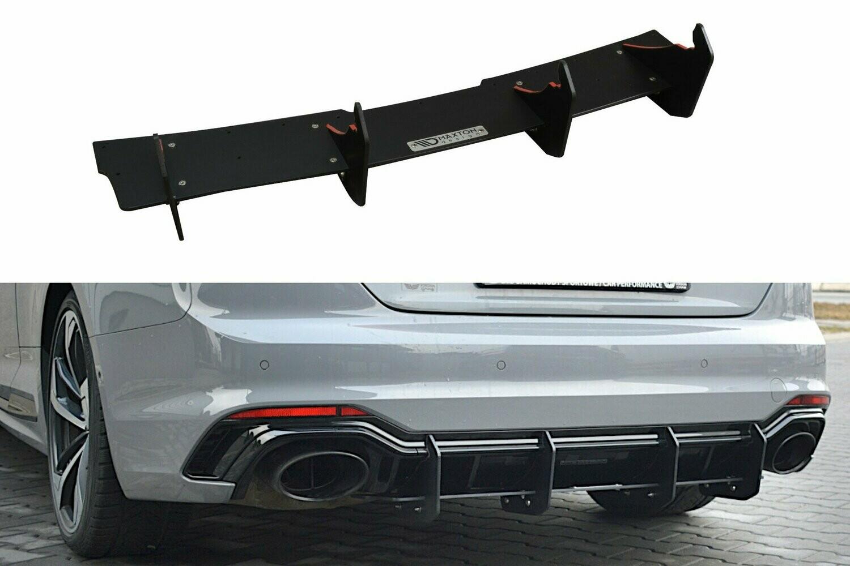 Heckdiffusor Race Audi RS5 F5