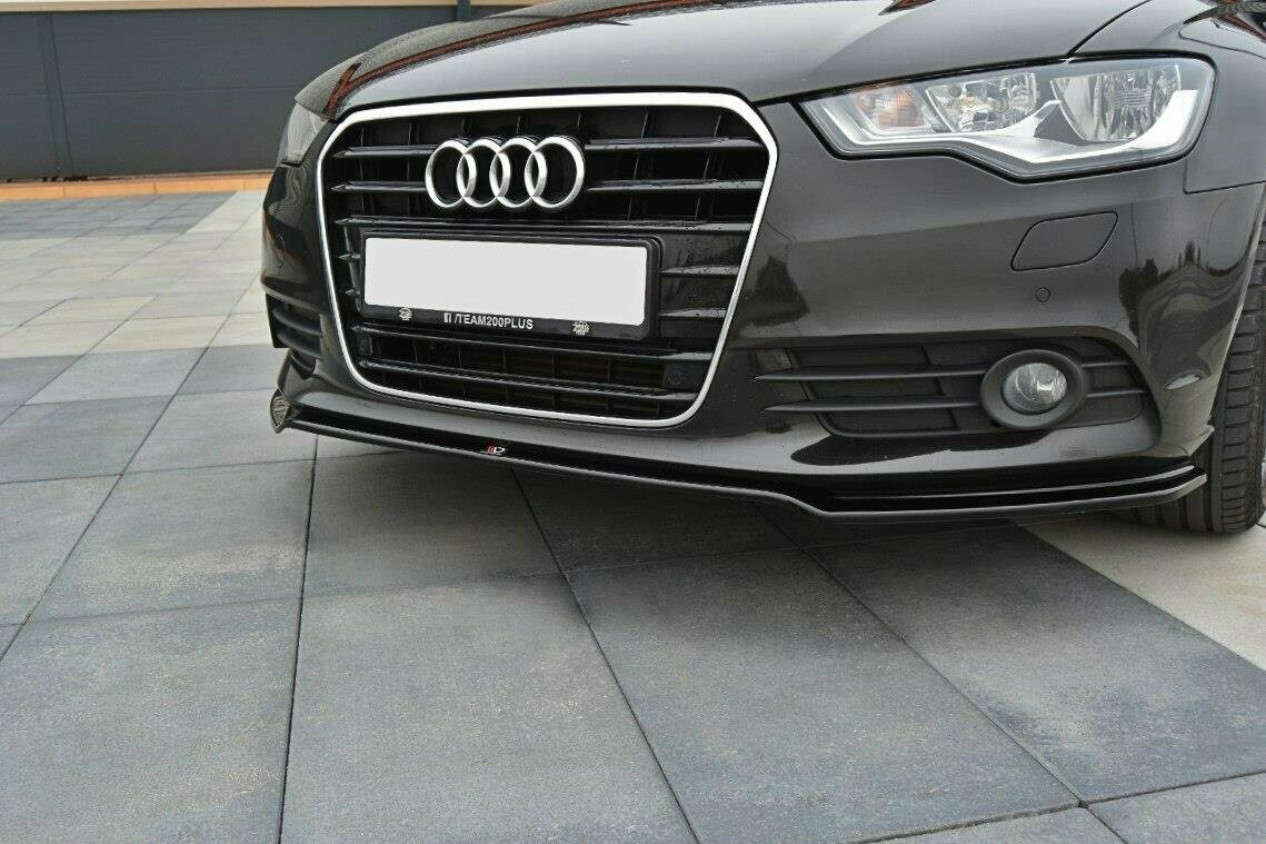 Frontlippe Audi A6 C7 ohne S-Line