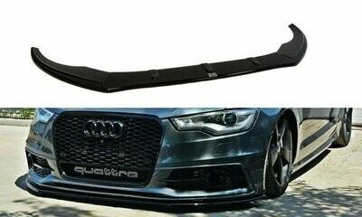 Frontlippe V1 Audi A6 C7 S-Line