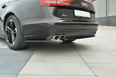 Heckdiffusor Audi A6 C7 ohne S-Line