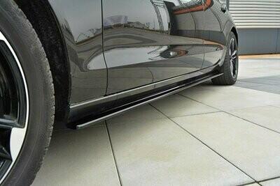 Seitenschweller Audi A6 C7 ohne S-Line