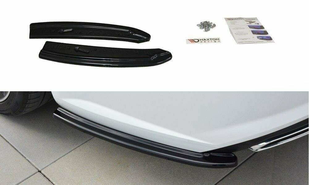 Side Splitters Audi A6 C7 S-line Facelift