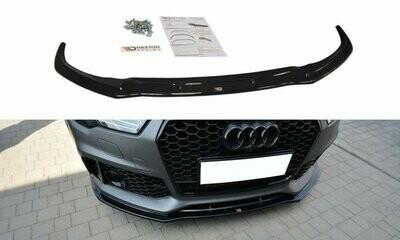 Frontlippe V1 Audi RS7 Facelift