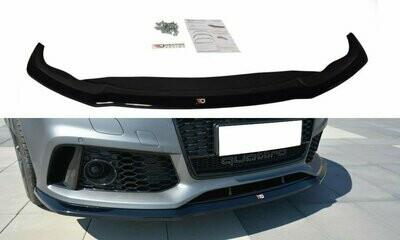 Frontlippe V2 Audi RS7 Facelift