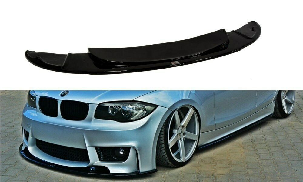 Frontlippe BMW 1er M Front