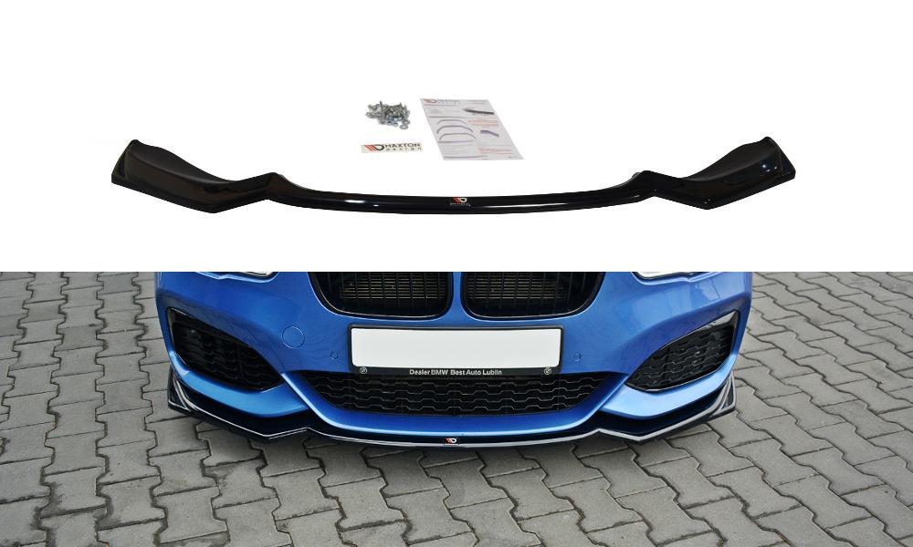 Frontlippe V2 BMW F20/F21 M-Paket Facelift