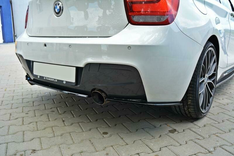 Heckdiffusor BMW F20/F21 M-Paket Vorfacelift