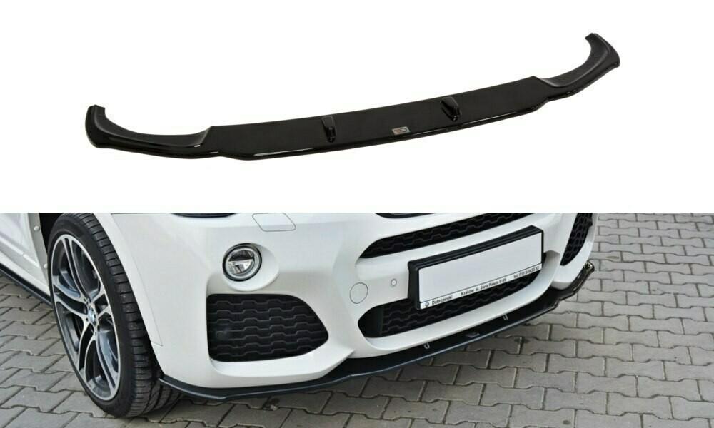 Frontlippe BMW X4 M-Paket