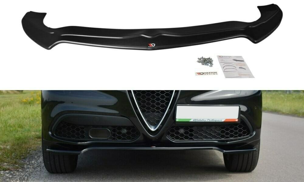 Frontlippe V1 Alfa Romeo Stelvio
