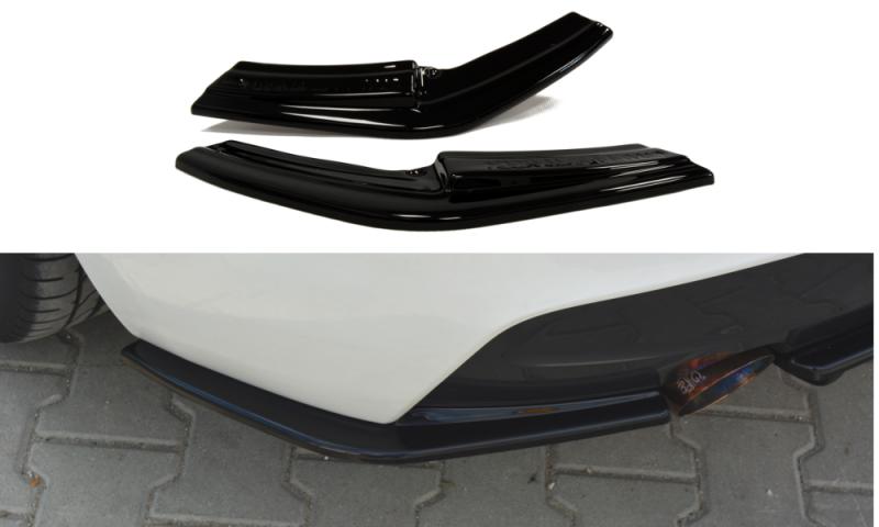Side Splitters BMW F20/F21 M-Paket Vorfacelift