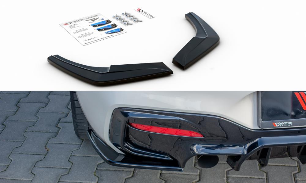 Flaps zu Heckdiffusor BMW F20/21 M135, M140 Facelift