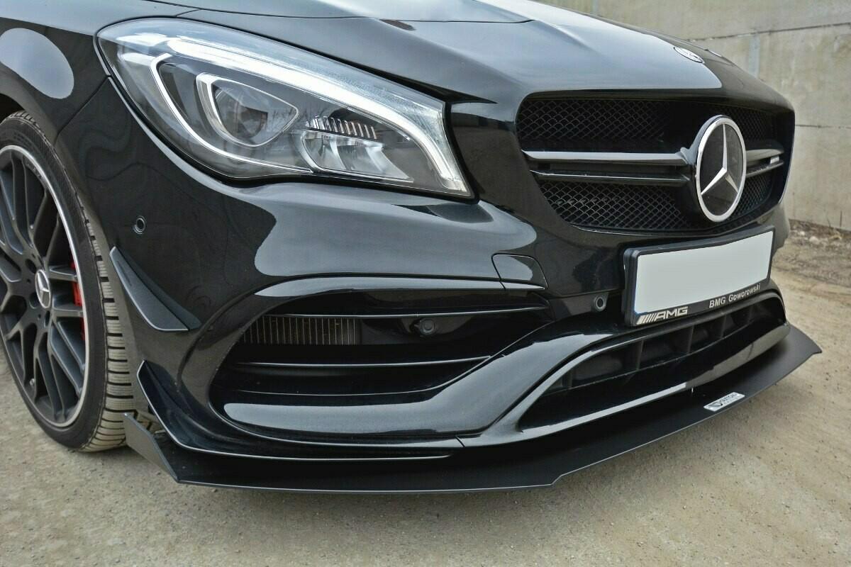Frontlippe Race CLA 45 AMG Facelift