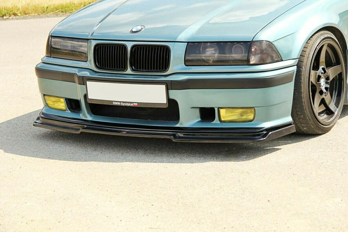 Frontlippe V1 BMW E36 MPaket