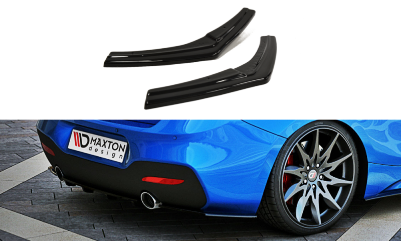 Side Splitters BMW F20/F21 M-Paket Facelift