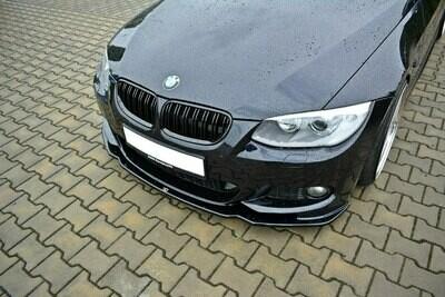 Frontlippe V2 BMW 3er E92 Facelift