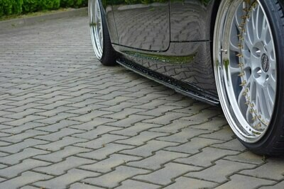 Seitenschweller BMW 3er E92 Facelift