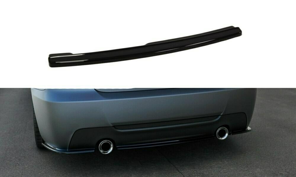 Heckdiffusor BMW 3er E92 M-Paket Vorfacelift
