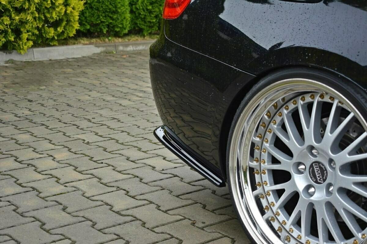 Side Splitters BMW 3er E92 Facelift