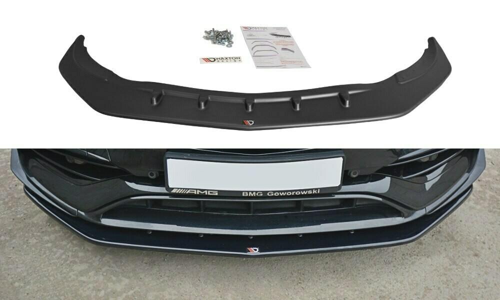 Frontlippe V1 CLA 45 AMG Facelift