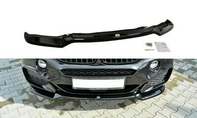 Frontlippe V1 BMW X6 F16