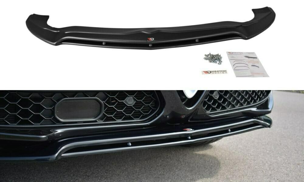 Frontlippe V2 Alfa Romeo Stelvio